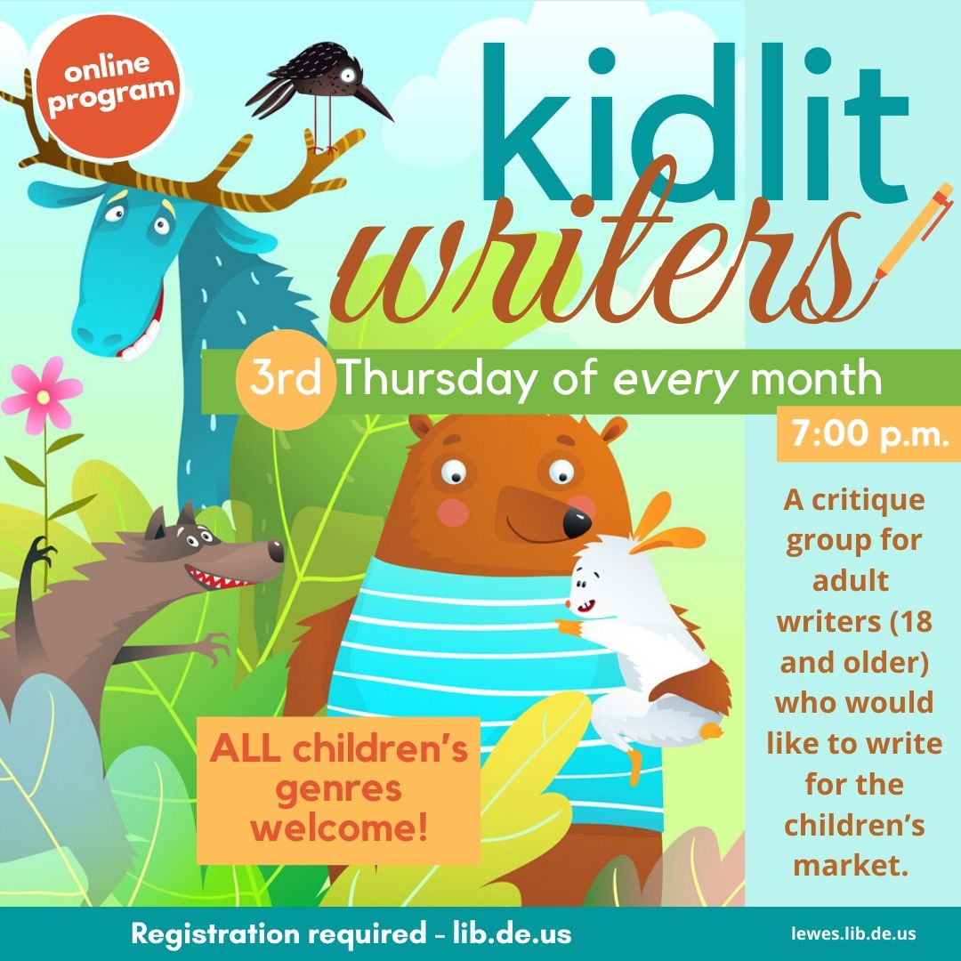 KidLit Writers