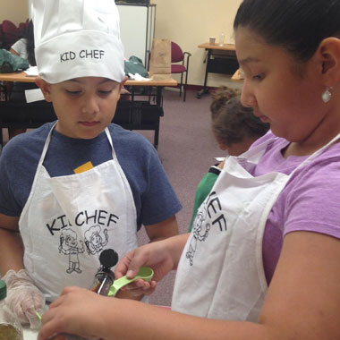Virtual KidChef with Laurel Public Library