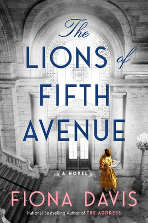 Happy Hour with Author Fiona Davis | The Lions of Fifth Avenue