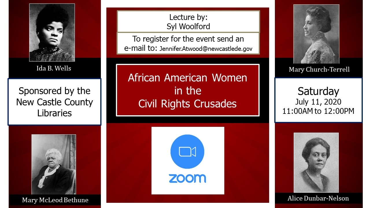 African-American Women in the Civil Rights Crusades