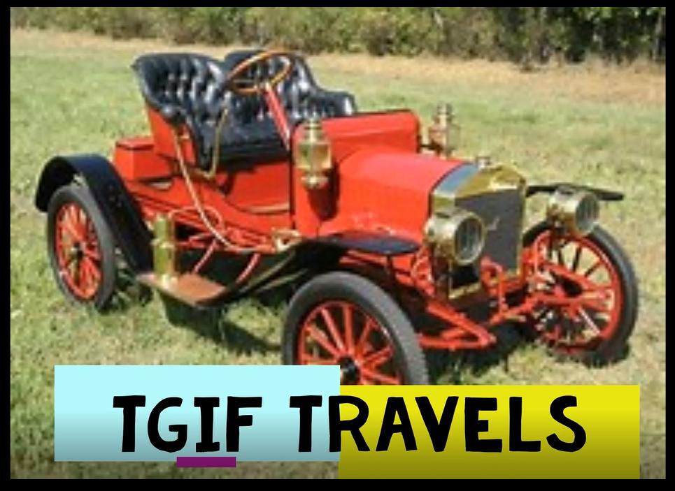 TGIF Travels (Virtual Program)
