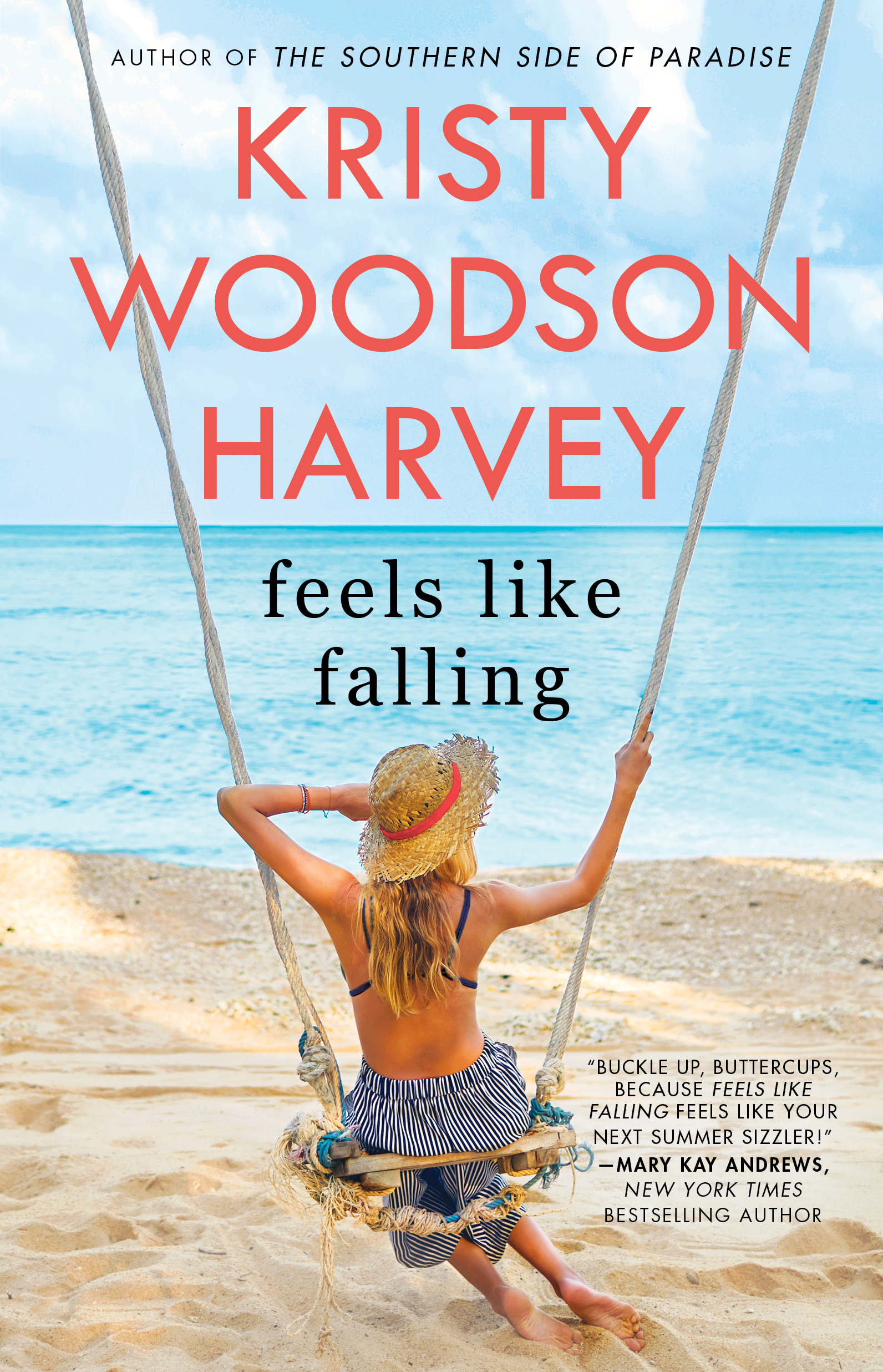 Happy Hour with Author Kristy Woodson Harvey | Feels Like Falling