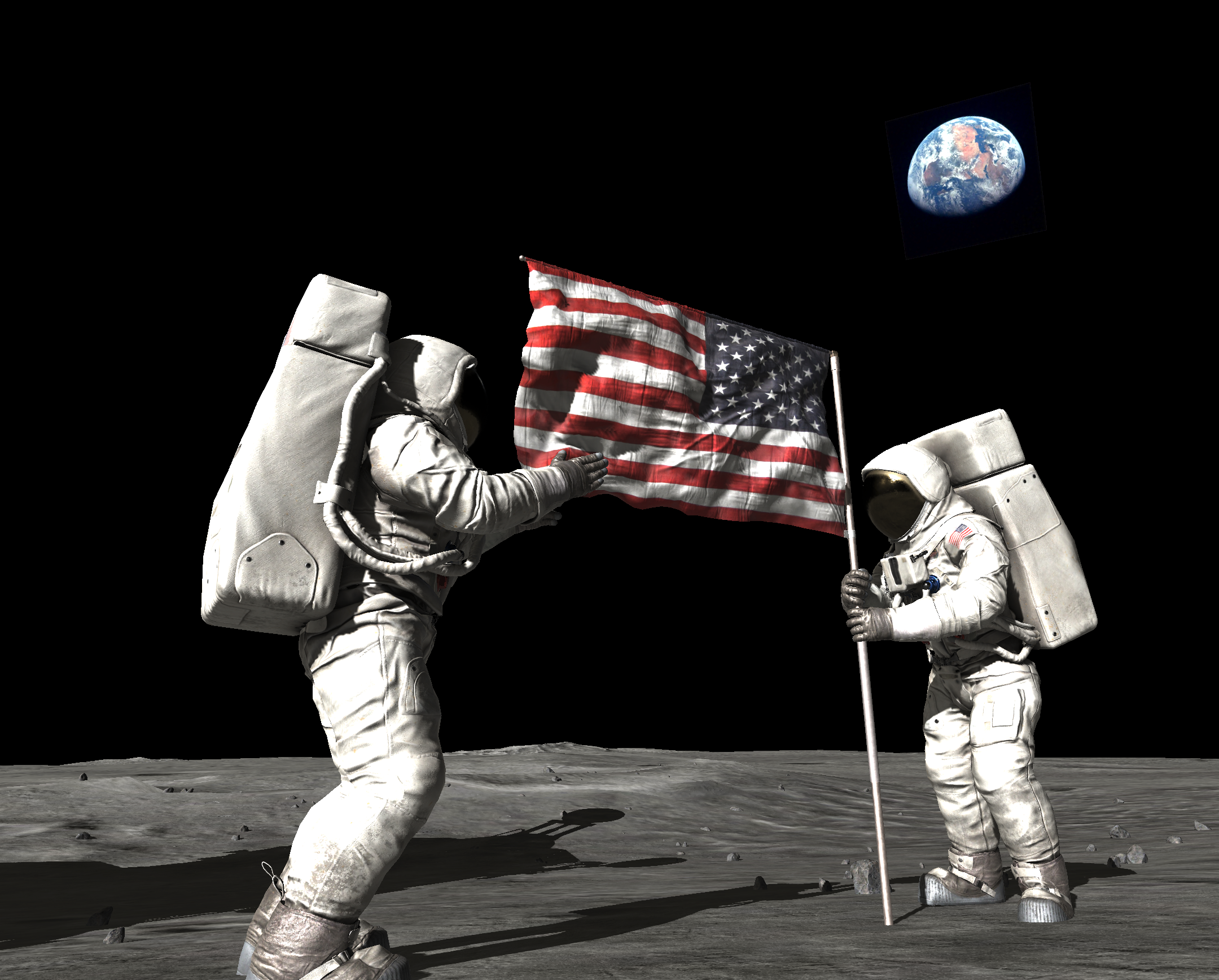 We Came in Peace: 50 Years on the Moon