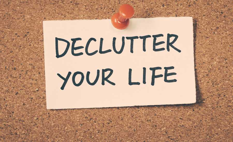 Declutter Workshop: Introduction and Closets