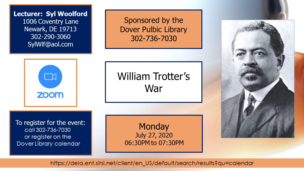 William Trotter's War Lecture