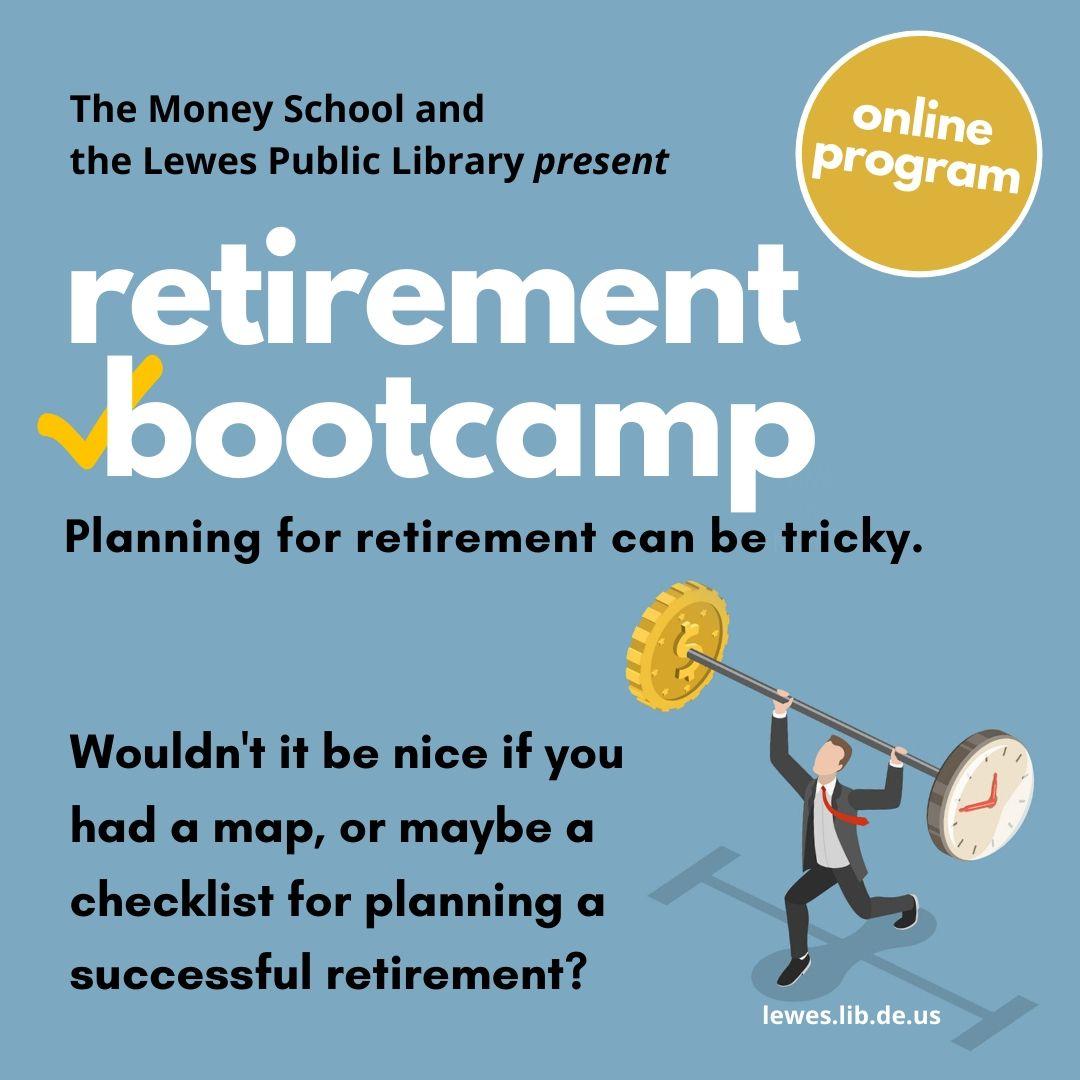 Retirement Bootcamp: Retirement Investing