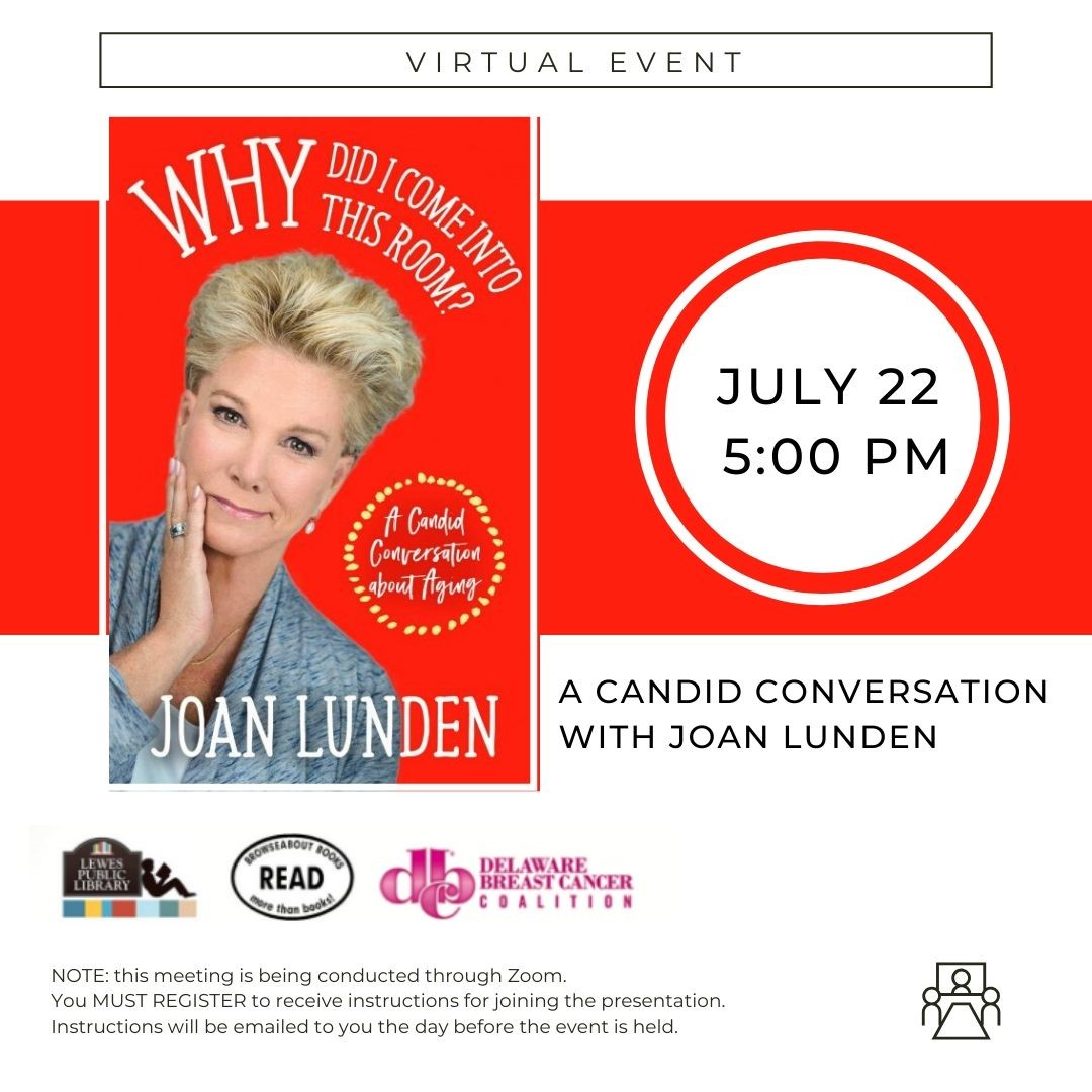 A Candid Conversation with Joan Lunden