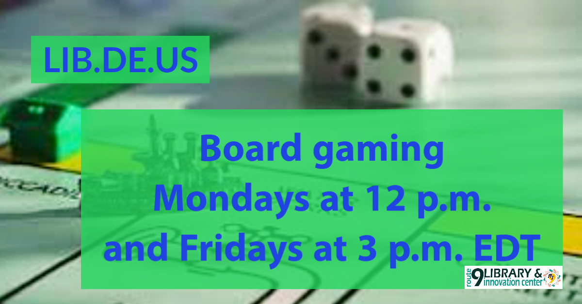 Board Gaming for Adults and Teens