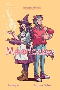 Teen Graphic Novel Book Club (Ages 12-18): Mooncakes