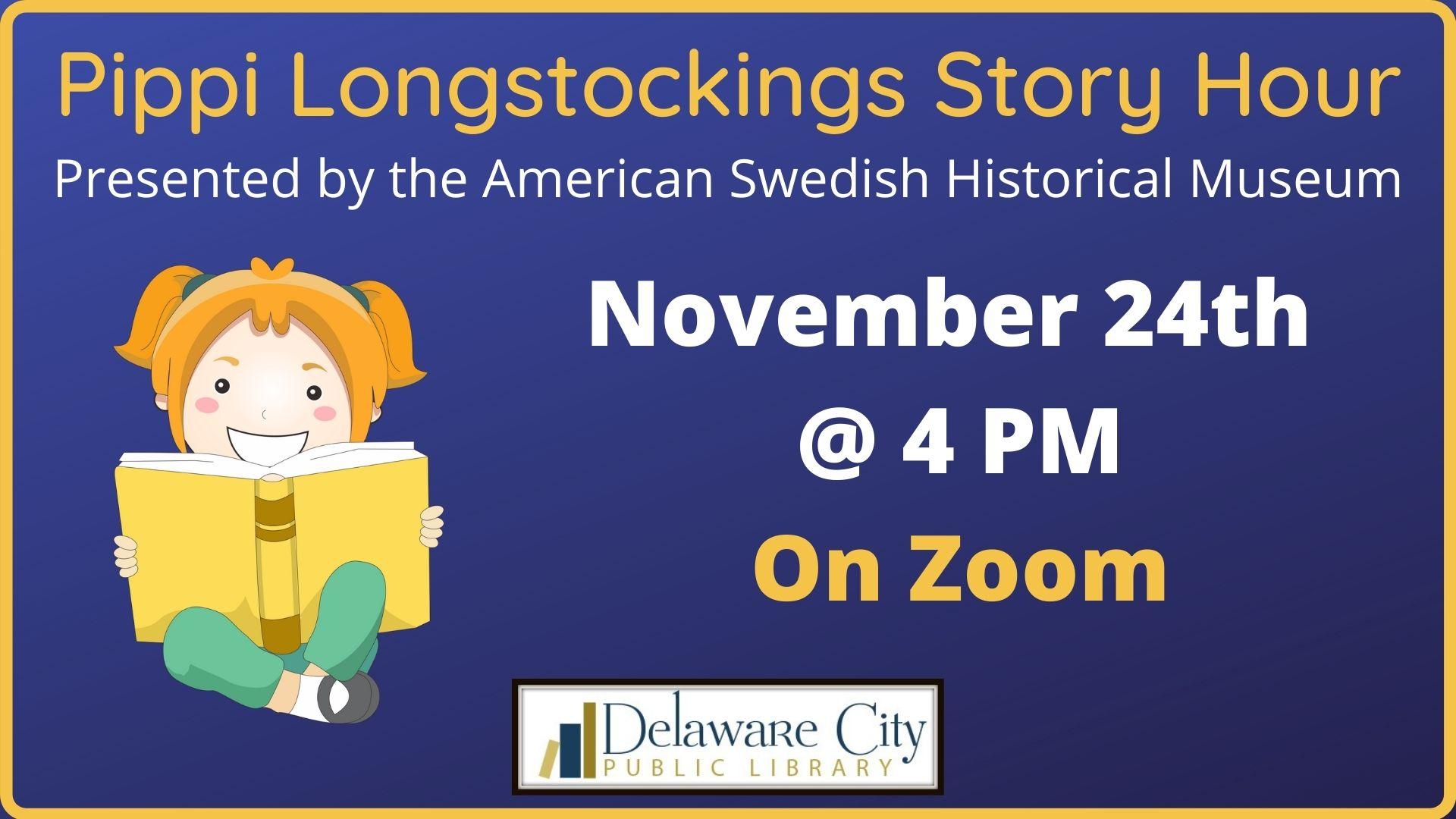 Pippi Longstockings Story Hour