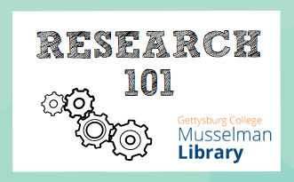 Research 101: Organize Your Research Process
