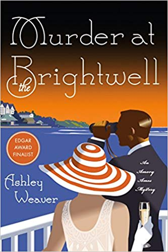 Mystery Readers Book Club: Murder at the Brightwell, by Ashley Weaver