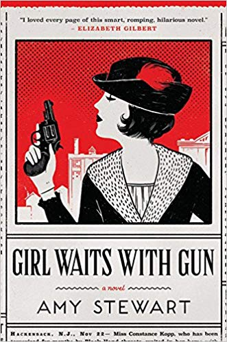 Book Discussion: Girl Waits With Gun