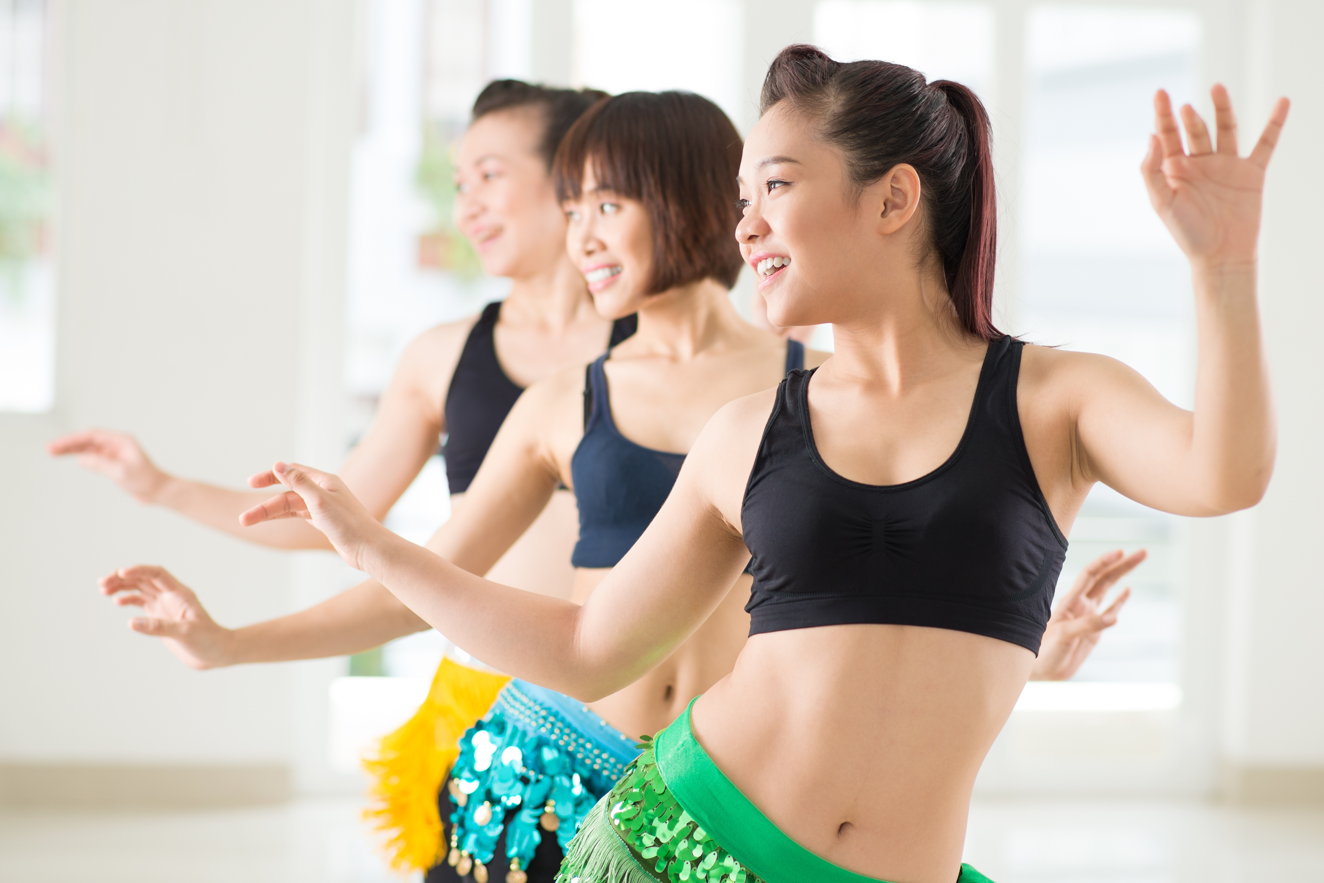 Belly Fit TIME CHANGE! Get Moving @ Your Library