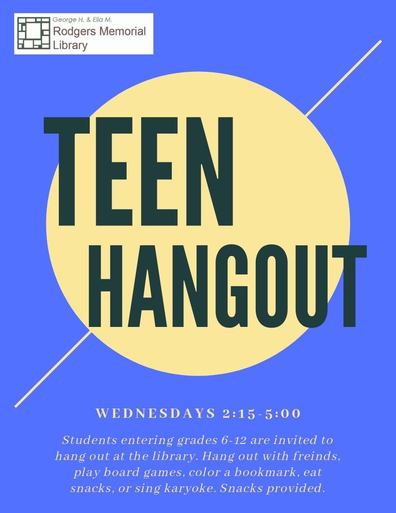 Teen Hangout