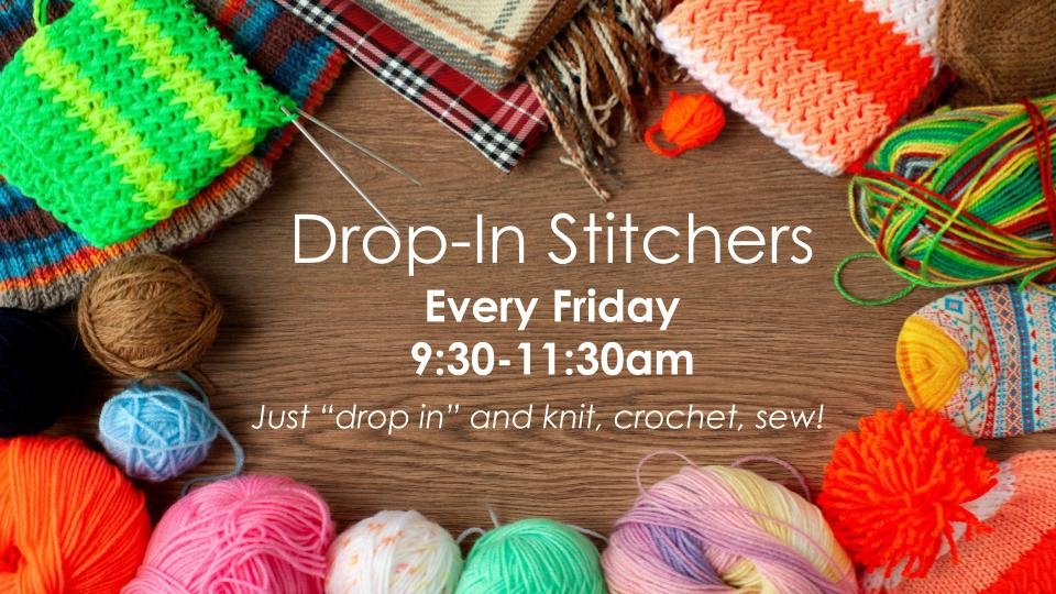 Drop In Stitchers