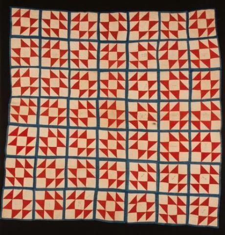 Civil War Soldier's Quilts
