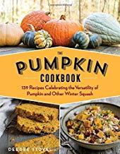 Cookbook Club -PUMPKIN!