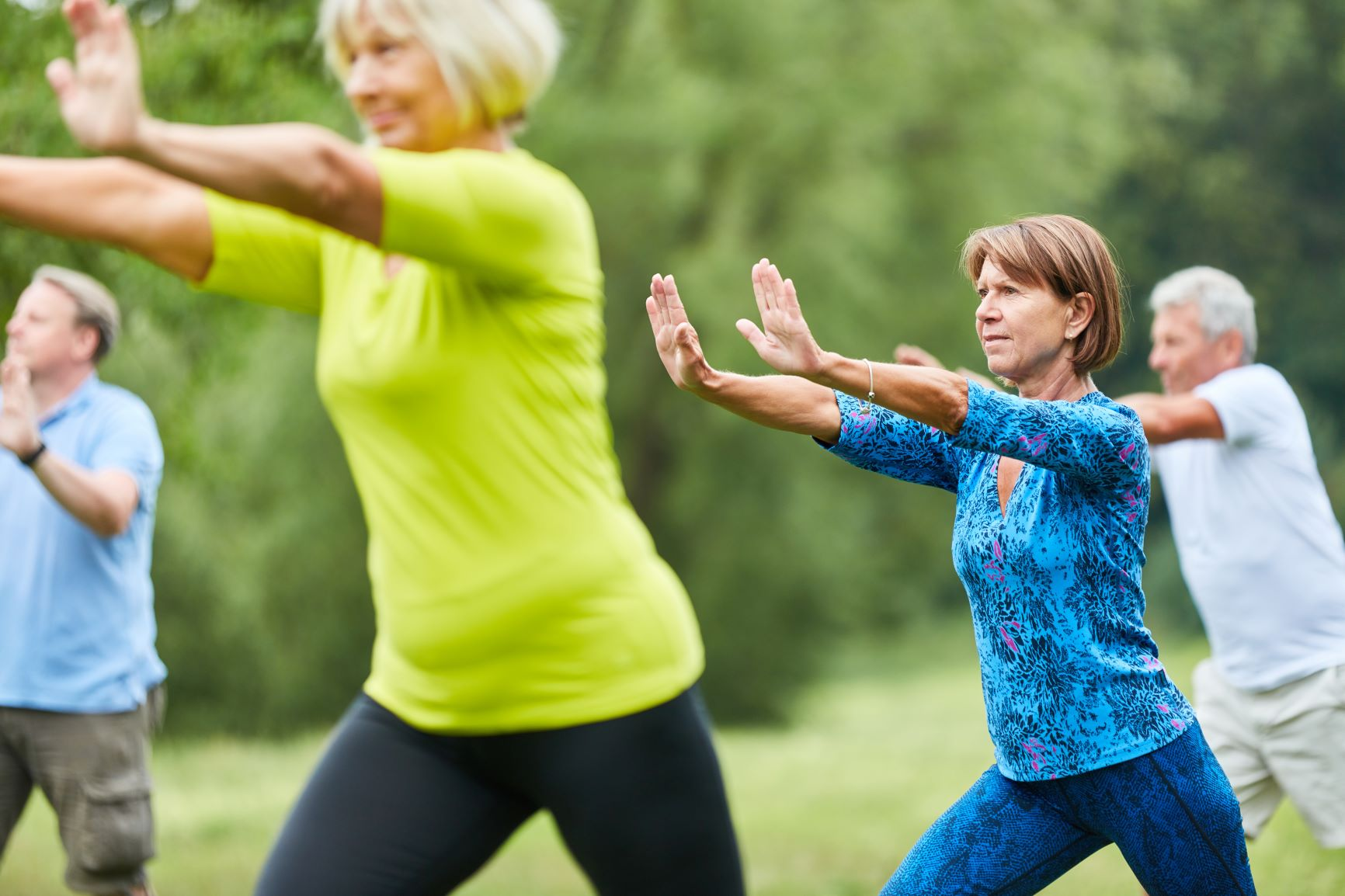 Get Moving @ Your Library: Qi Gong
