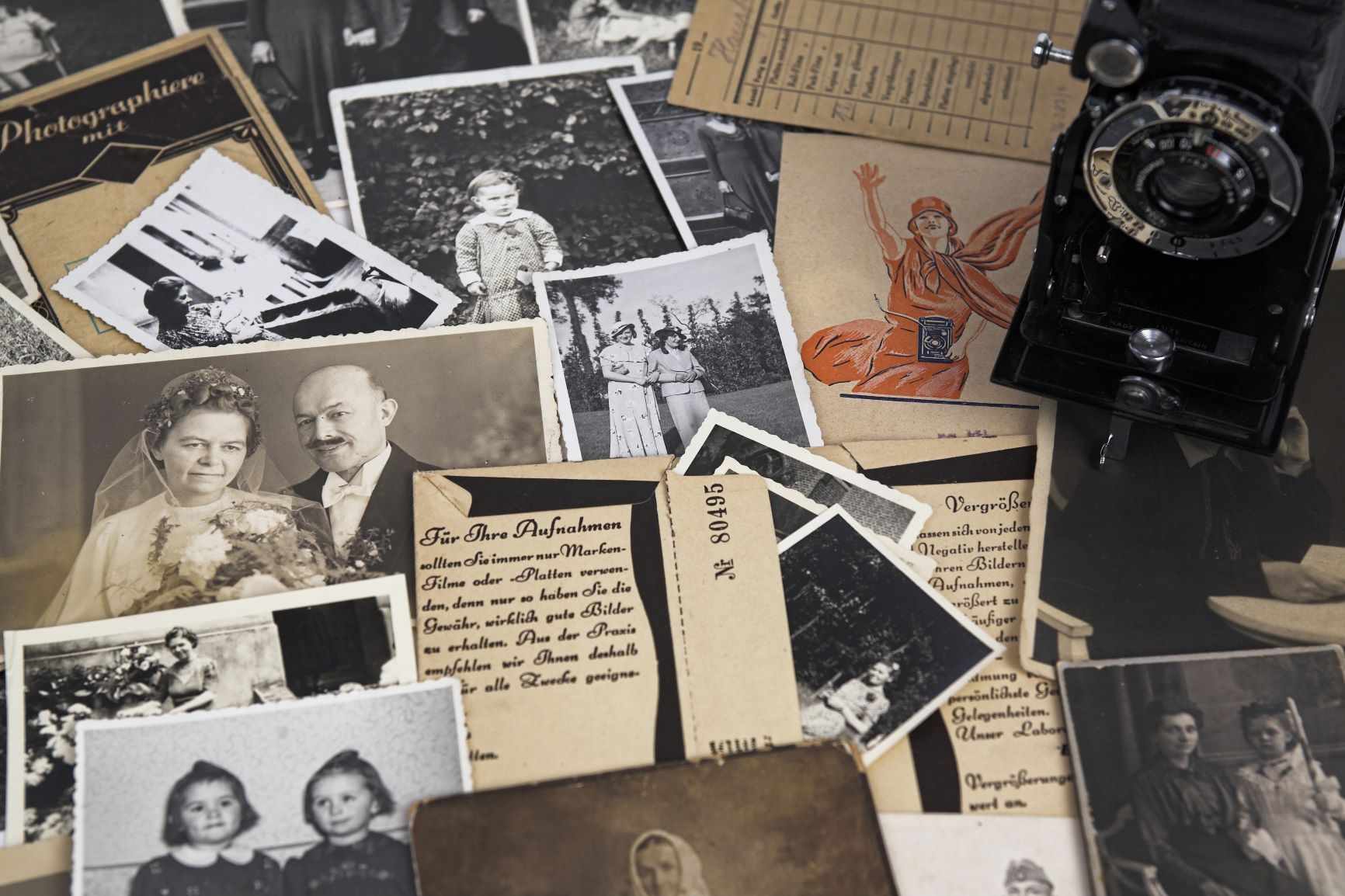 "Genealogy Club - ""Spinning Gold"": Shaping Your Family Research into Compelling Stories"