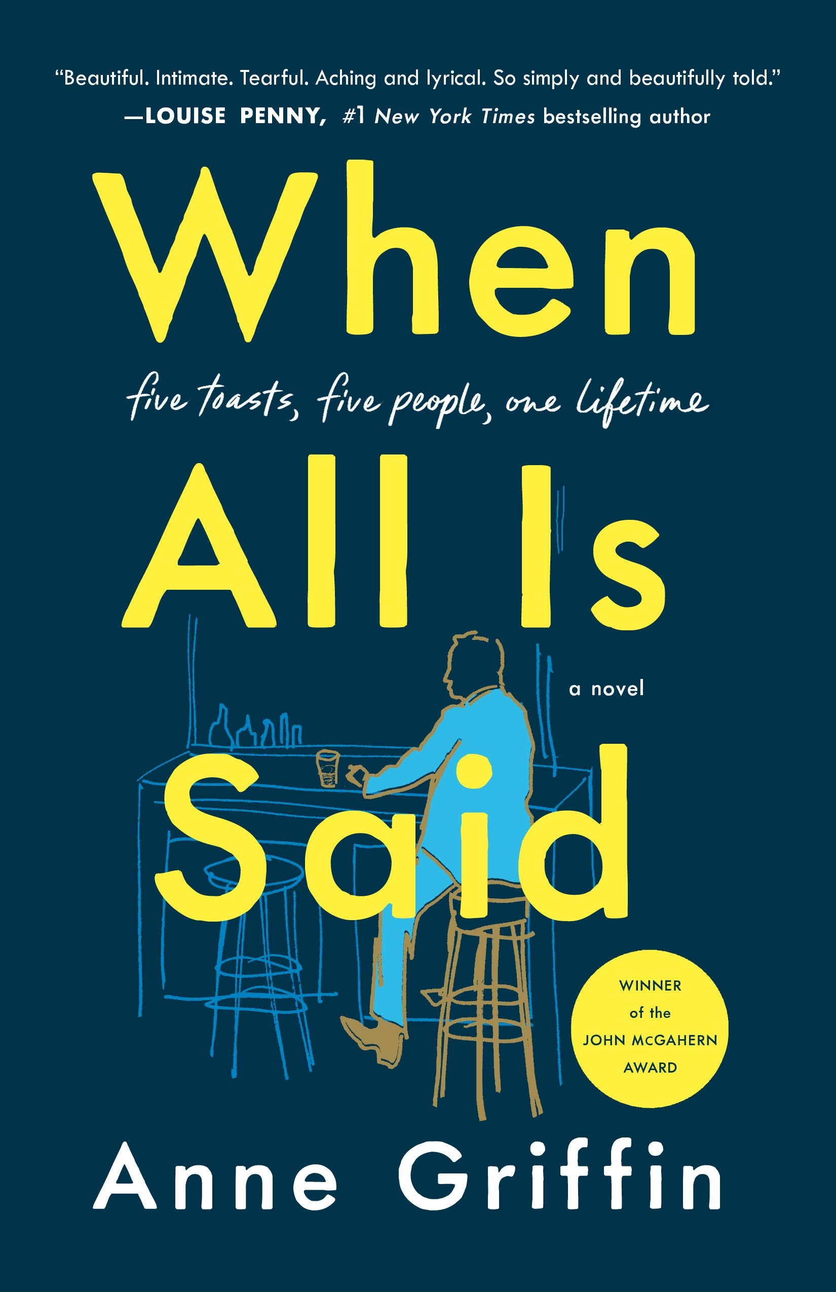 Book  Discussion: When All Is Said