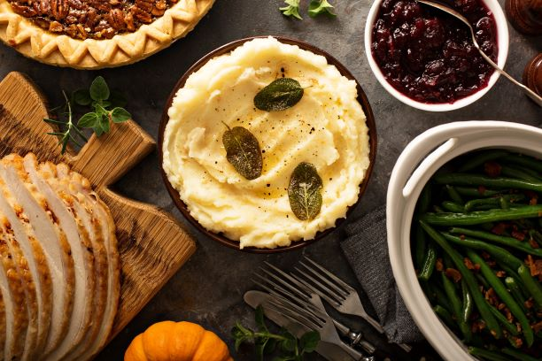 Cookbook Club - Holiday SIDE DISHES & APPETIZERS