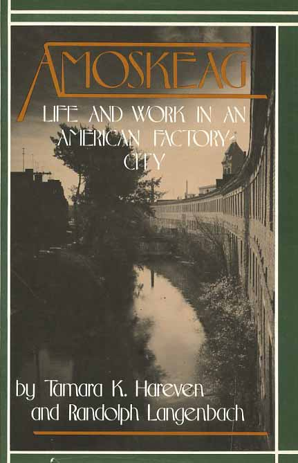 Book Club - Amoskeag: Life and Work in an American Factory City