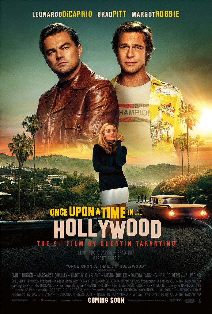FREE Film: Once Upon a Time...in Hollywood