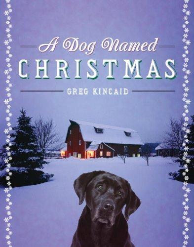 Christmas Film, Book and Potluck: A Dog Named Christmas