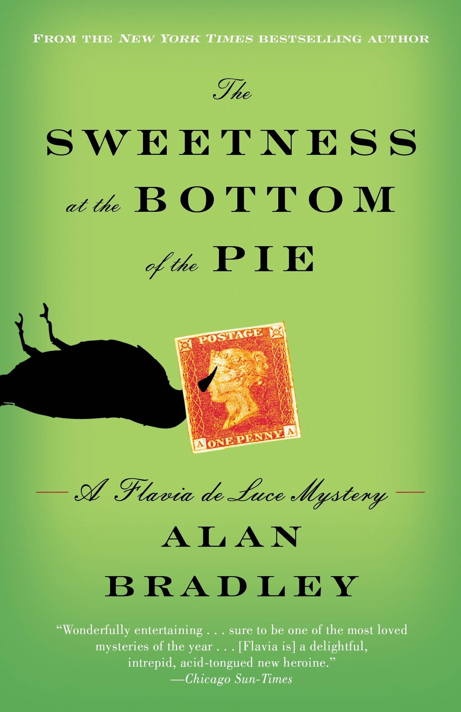 Mystery Readers Book Club: The Sweetness at the Bottom of the Pie
