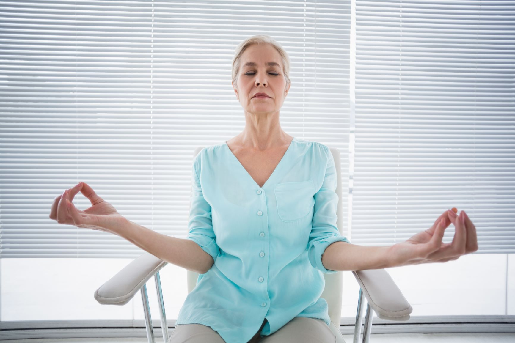 Chair Yoga and Arthritic Movement: Get Moving @ Your Library