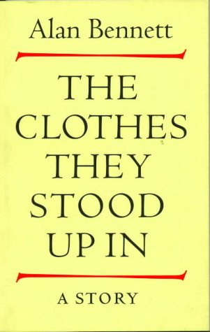 Book  Discussion: The Clothes They Stood Up In