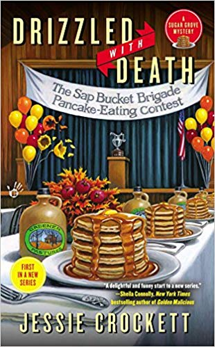 Mystery Readers Book Club: Drizzled With Death
