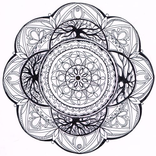 Zentangle Drop-In Session