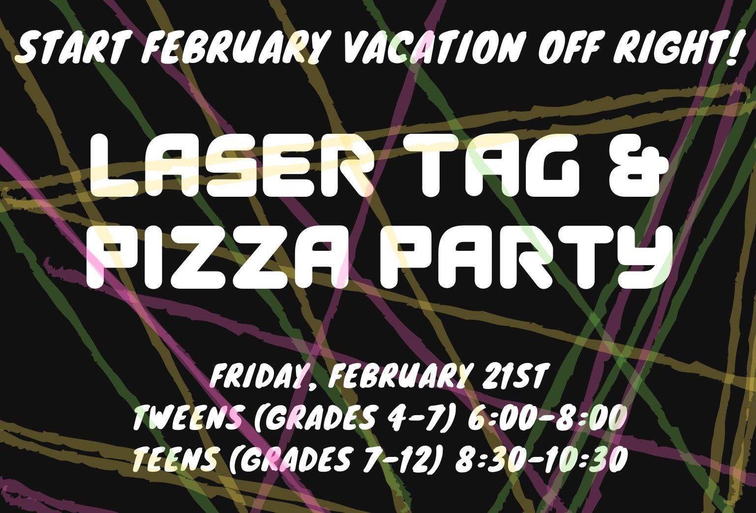 SNOW DATE: Tween Laser Tag