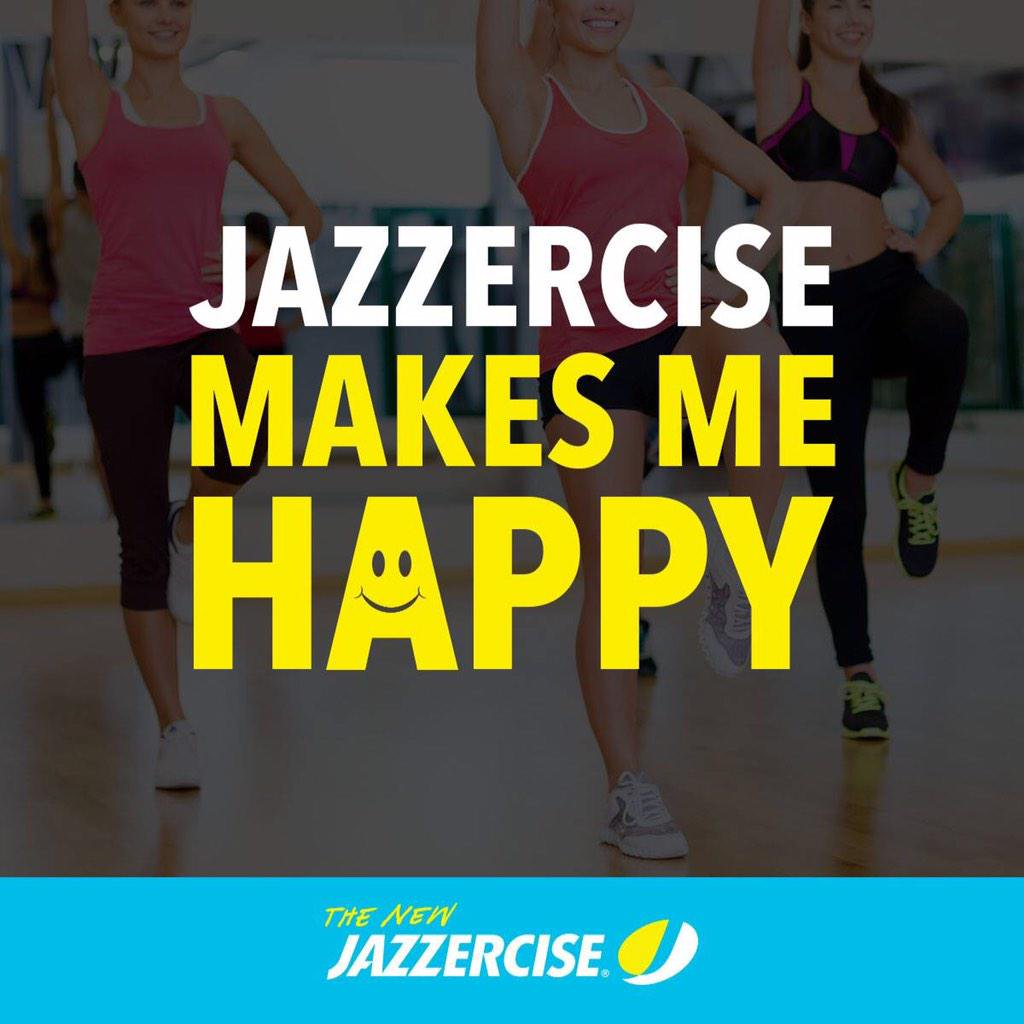 Jazzercise: Get Moving @ Your Library