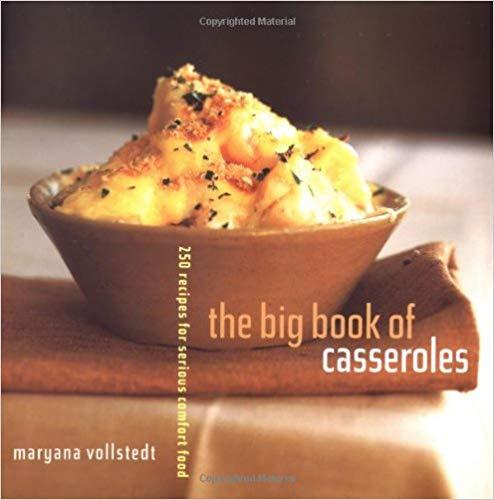 Cookbook Club - CASSEROLES!