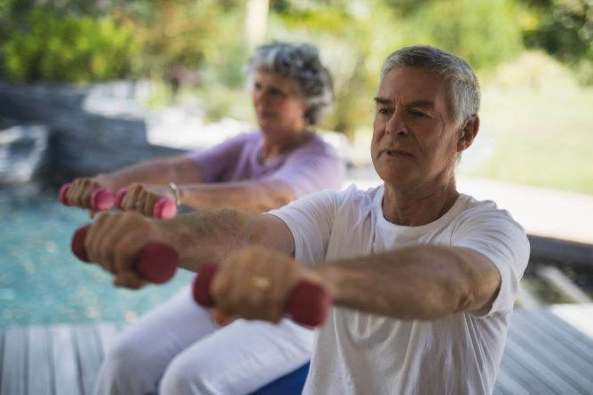 Senior Fitness & Fusion! Get Moving With Your Library