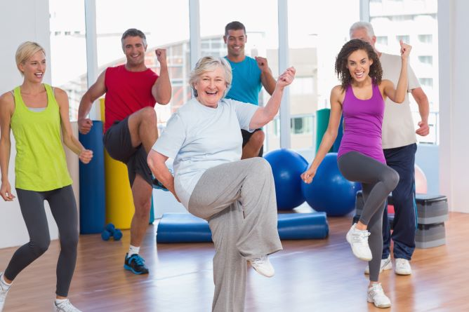 Zumba Gold: Get Moving With Your Library