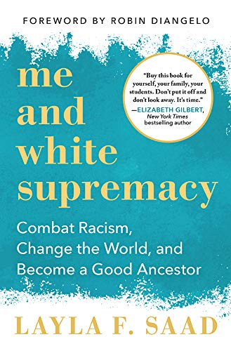 Book Discussion: Me and White Supremacy