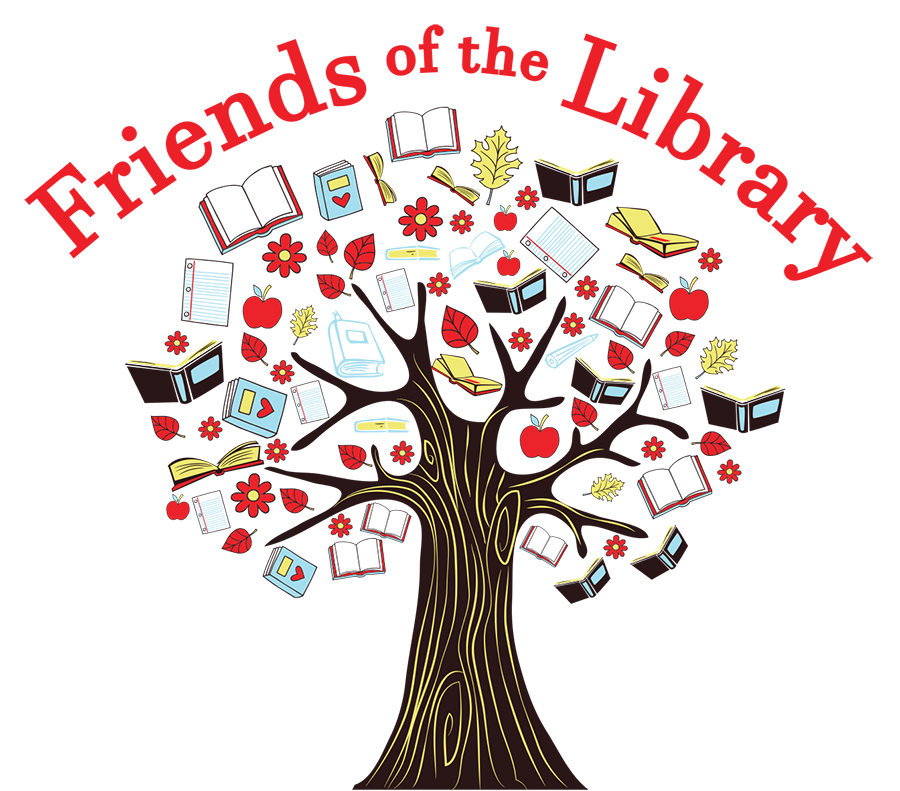 Friends of the Library - online meeting