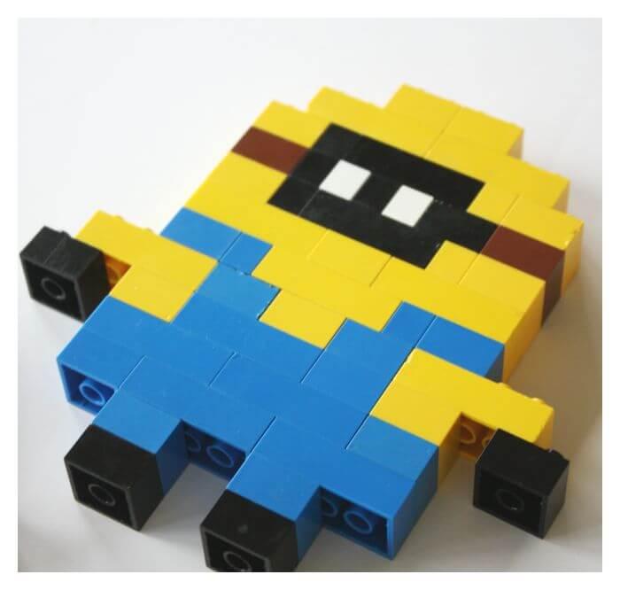 Virtual LEGO Build Along: Minions