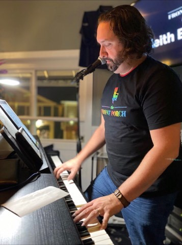 LIVE Piano Bar Concert by Keith Belanger