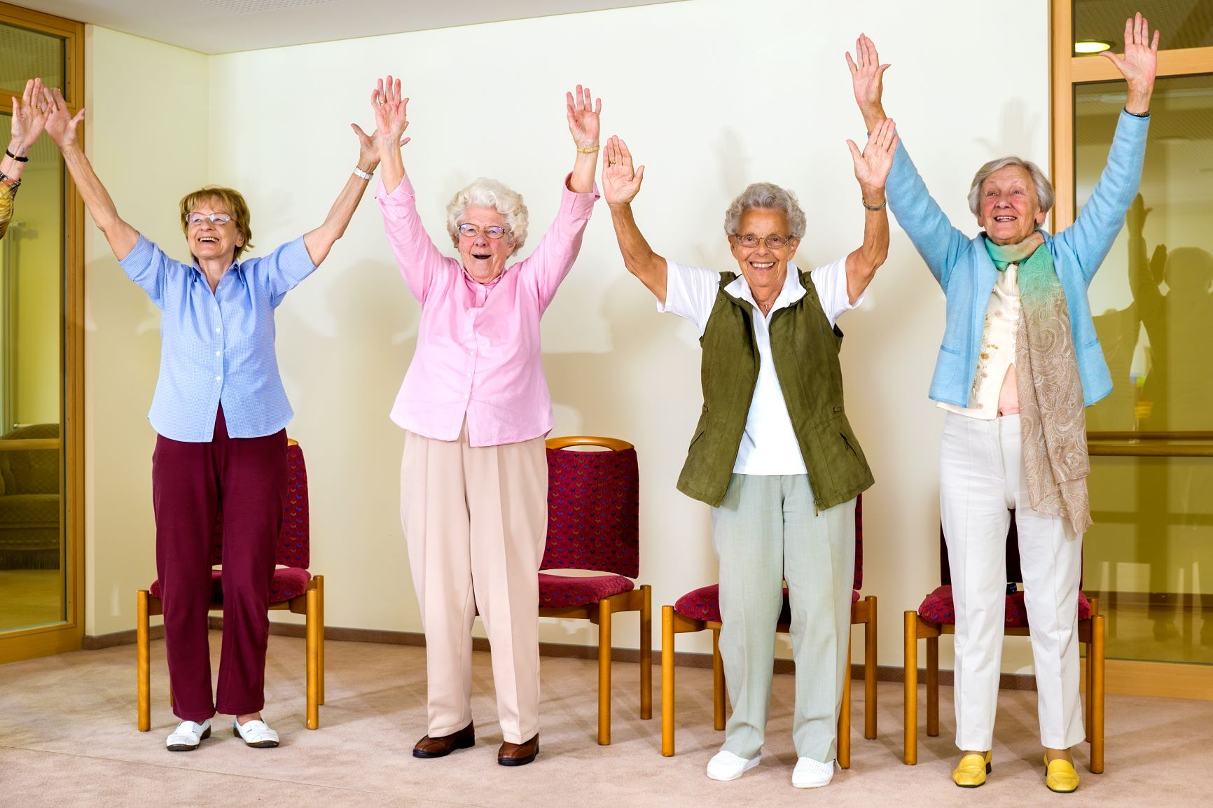 Strong Seniors - Senior Fitness! Get Moving With Your Library