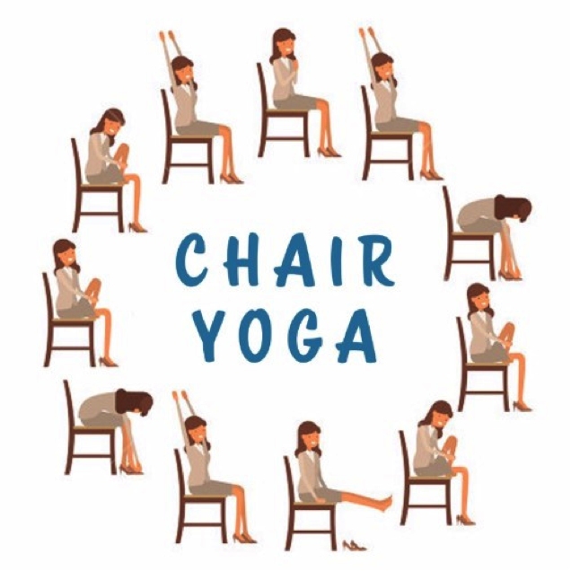 Senior Fitness Fusion and Chair Yoga! Get Moving With Your Library