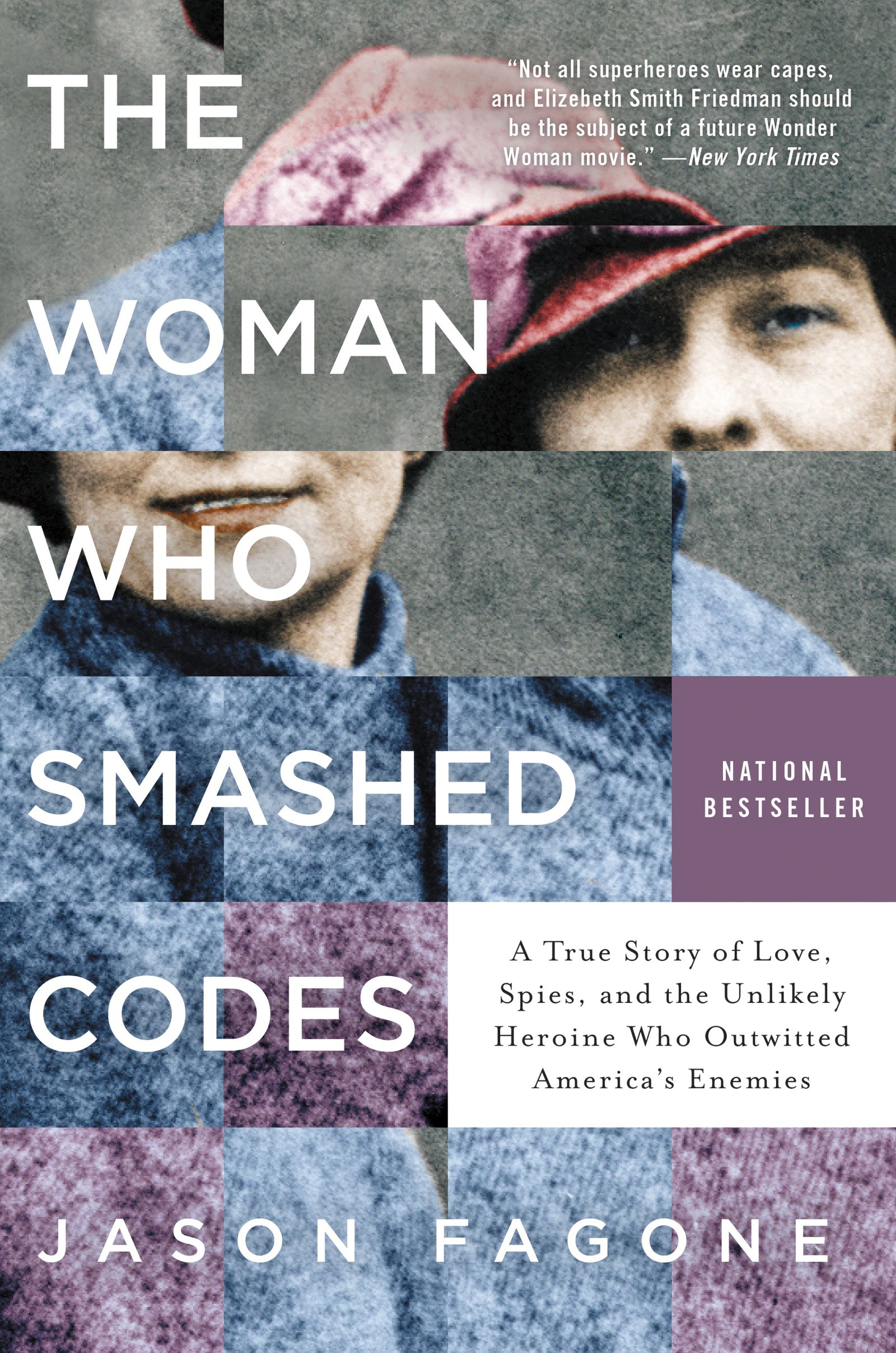 Book Discussion: The Woman Who Smashed Codes
