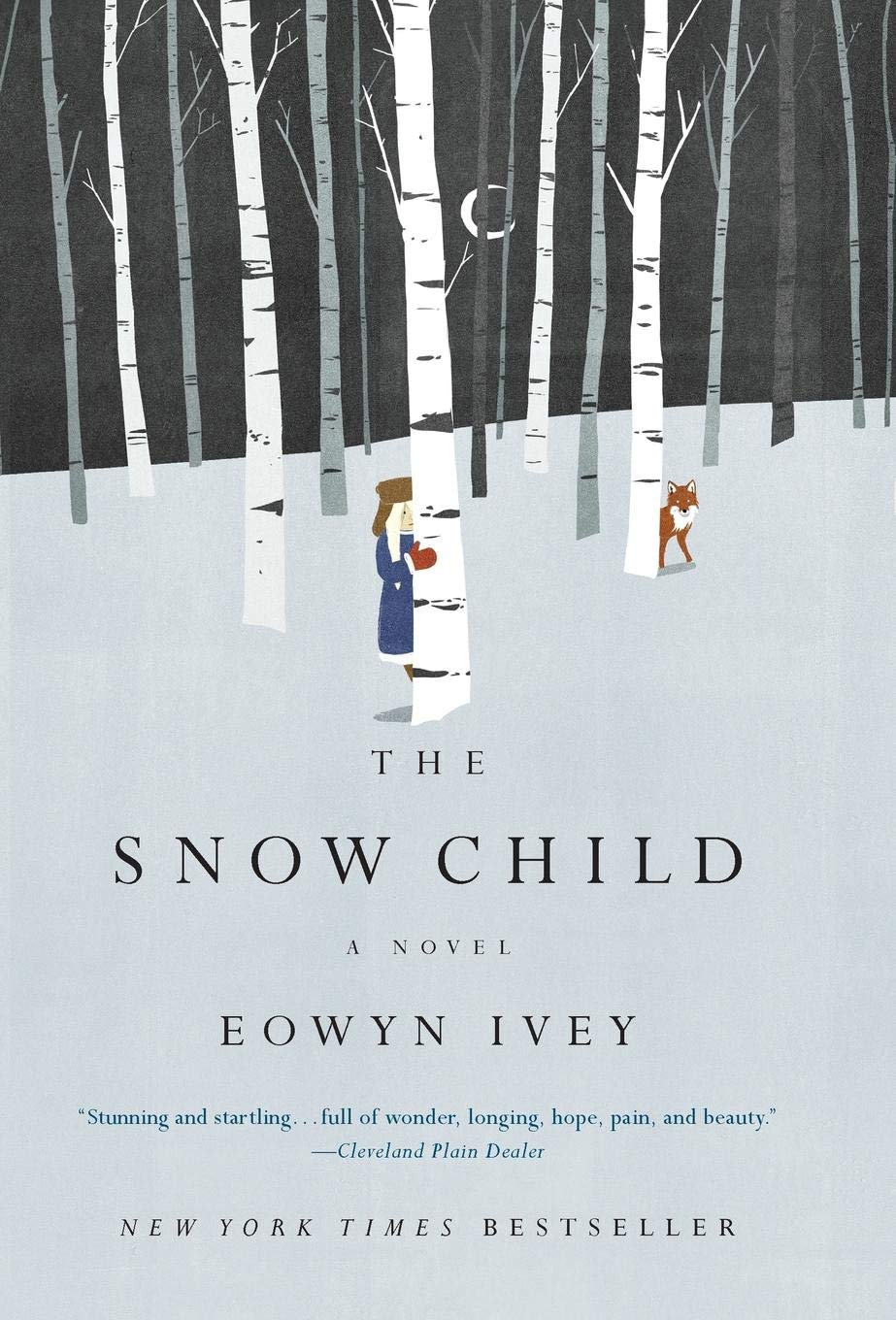 Book Discussion: The Snow Child, by Eowyn Ivey