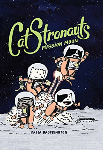 Graphic Novel Book Club: CatStronauts