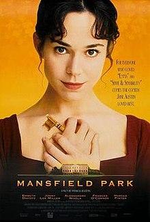 Austen Book Club: Mansfield Park, by Jane Austen