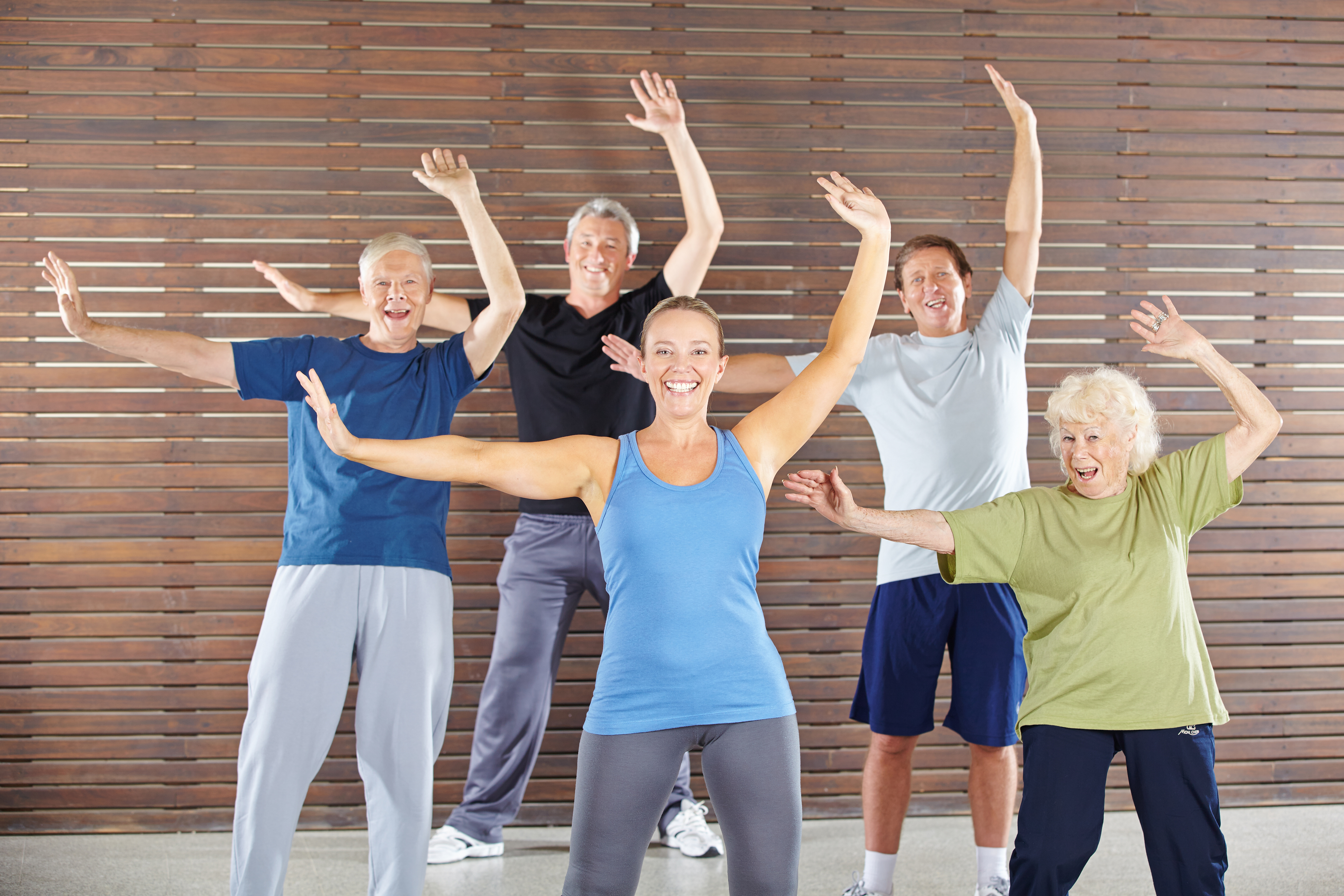 Get Fit With Your Library: Zumba Gold!